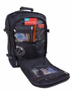 Rucksack für maximales Handgepäck*