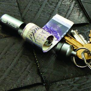 Geldversteck - Notgroschen auf Reisen