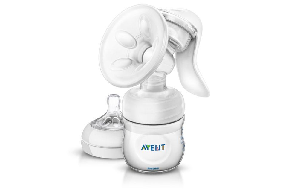 Komfort-Handmilchpumpe