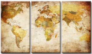 Triptychon - Die Welt in drei Teilen