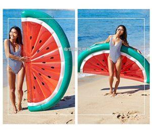 XXL-Luftmatratze Wassermelone