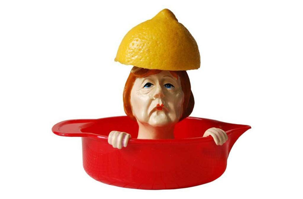 Zitronenpresse Angie